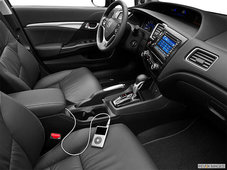 2014 Honda Civic - Even more economical - 13