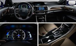 2017 Honda Accord in detail - 1