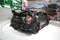 Come See the Honda Civic Type R Prototype at the Montreal Auto Show - 40