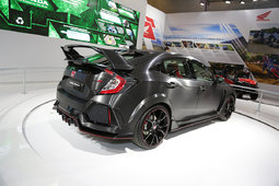 Come See the Honda Civic Type R Prototype at the Montreal Auto Show - 41