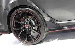 Come See the Honda Civic Type R Prototype at the Montreal Auto Show - 42