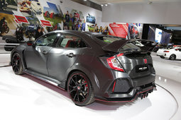 Come See the Honda Civic Type R Prototype at the Montreal Auto Show - 44