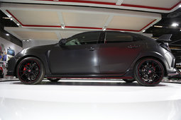Come See the Honda Civic Type R Prototype at the Montreal Auto Show - 47
