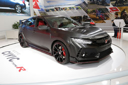 Come See the Honda Civic Type R Prototype at the Montreal Auto Show - 48