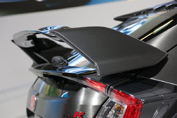 Come See the Honda Civic Type R Prototype at the Montreal Auto Show - 9