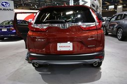The 2017 Honda CR-V showcased at the Montreal Auto Show - 29