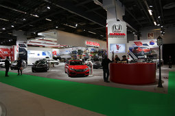 Plenty of Honda models to discover at the Montreal Auto Show - 9