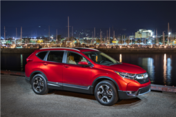 Honda further improves the 2017 Honda CR-V - 1