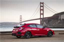 2018 Honda Civic Hatchback: bringing cargo space to the compact car in Montreal, Quebec - 1