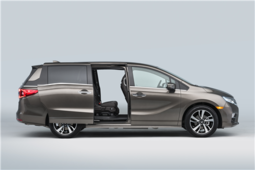 2018 Honda Odyssey: Space For Everything in Montreal, Quebec - 2