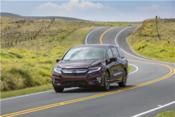 2018 Honda Odyssey: Space For Everything in Montreal, Quebec - 9