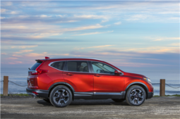 Un coup d'œil aux essais routiers du Honda CR-V 2018 - 4