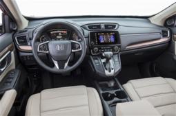 Un coup d'œil aux essais routiers du Honda CR-V 2018 - 8