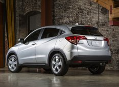 The 2016 Honda HR-V officially unveiled in Los Angeles - 6