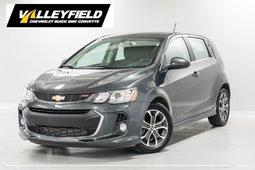 Chevrolet Sonic TOIT OUVRANT BALANCE DE GARANTIE 2017