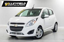 2015 Chevrolet SPARK LS VEHICULE CERTIFIÉ GM BALANCE DE GARANTIE  A VOIR