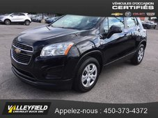 2015 Chevrolet TRAX FWD LS CROSSOVER LS