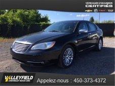 2011 Chrysler 200 LIMITÉE