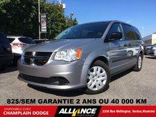 2014 Dodge Grand Caravan SE 82$/SEM,JAMAIS ACCIDENTE,IMPECCABLE