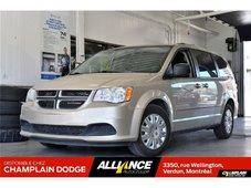 2014 Dodge Grand Caravan SXT, STOW N GO, A/C
