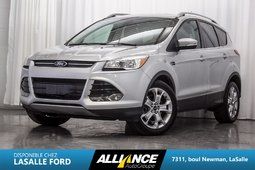 Ford Escape TITANIUM | AWD | CAMERA | GPS | TOIT | 2014