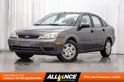 Ford Focus ZX4   2.0L   AUTOMATIC   2006