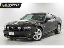 2012 Ford Mustang GT 5.0L cuir, mags, puissance à bas prix!