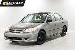 Honda Civic SE Nouveau en inventaire! 2004