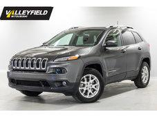 2017 Jeep Cherokee North Caméra de recul et plus!