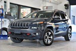 Jeep Cherokee *TRAILHAWK*SI?GE VENTIL?*CRUISE ADAPTATIF*4X4*D?MO 2017
