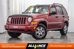 2005 Jeep Liberty RENEGADE | 4X4 |