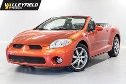 2008 Mitsubishi Eclipse Spyder GT-P - Nouveau en Inventaire