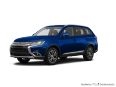 Mitsubishi OUTLANDER SE AWC GROUPE TOURISME SE 2017