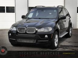 BMW X5 2009 35D -DIESEL + NAVIGATION  +  CUIR + TOIT = PARFAIT