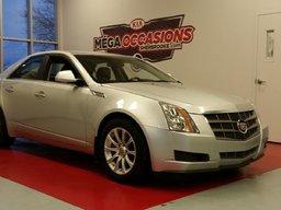 2009 Cadillac CTS  CADILLAC CTS 2009 CUIR
