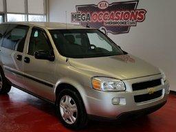 2007 Chevrolet Uplander L CLIMATISATION 7 PLACES FREINS NEUFS CHEVROLET UPLANDER 2007