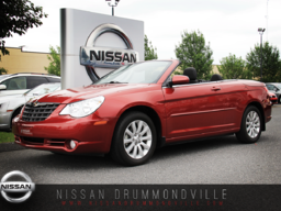 Chrysler Sebring 2010 Touring - BAS MILLAGE - CABRIOLET! IMPECCABLE 27.500 KM ROUGE
