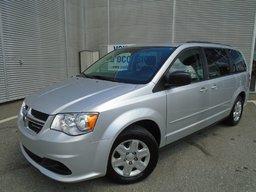 Dodge Grand Caravan 2012 SE STOW N GO MOTEUR 3.6L