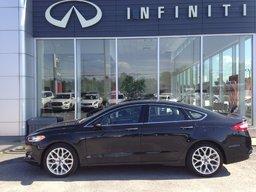 Ford Fusion 2013 Titanium,AWD,1 proprio SOYEZ UNIQUE!!! - SOYEZ SHERBROOKE INFINITI