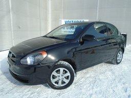 Hyundai Accent 2009 BAS MILAGE PNEUS D HIVERS