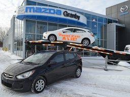 Hyundai Accent 2012 PNEUS D'HIVER*AC*CRUISE*AUTO*GR.ELECT.