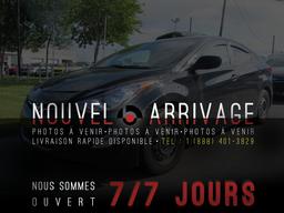Hyundai Elantra 2012 GLS - GARANTIE - BIEN ÉQUIPÉ!!! 44 278,KM  -TOIT + DÉMARREUR À DISTANCE + A/C + CRUISE!!