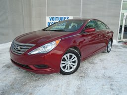 Hyundai Sonata 2013 GARANTIE COMPLET HYUNDAI CANADA PNEUS HIVERS