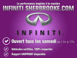 Infiniti Q50 AWD NAVIGATION À PARTIR DE 499$/MOIS 2014 Q50 NAVIGATION