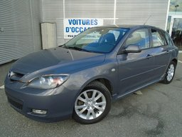 Mazda Mazda3 2007 HAYON  A/C GROUPE ÉLECTRIQUE
