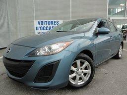 Mazda Mazda3 RÉGULATEUR VITESSE AIR CLIMATISÉ 2011 MAGS