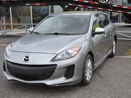 Mazda Mazda3 2012 0.9%*SPORT*GS*SKY*AC*CRUISE*SIEGES CHAUFFANTS*
