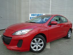 2013 Mazda Mazda3 GX AUTOMATIQUE A/C TAUX A PARTIR DE 0.99%