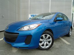 Mazda Mazda3 GX AUTOMATIQUE A/C TAUX A PARTIR DE 0.99% 2013