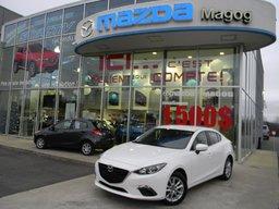 Mazda 3 2014 GS, SKYACTIV, AUTOMATIQUE, SIEGES CHAUFFANTS UNE SEUL PROPRIÉTAIRE